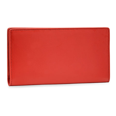 Wallet - LIPSTICK RED