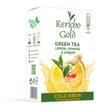 Kericho Gold Cold Brew I Lemon, Orange & Ginger I Pure Kenyan Tea