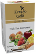 Kericho Gold Fruit Tea Assortment I Pure Kenyan Tea