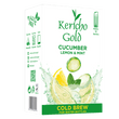 Kericho Gold Cold Brew I Cucumber, Lemon & Mint I Pure Kenyan Tea