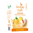 Kericho Gold Cold Brew I Orange, Pineapple & Coconut I Pure Kenyan Tea