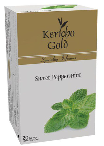 Kericho Gold Peppermint Tea I Pure Kenyan Tea