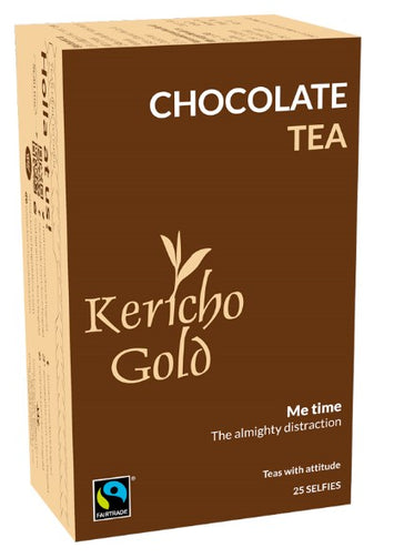 Kericho Gold Chocolate Tea I Pure Kenyan Tea I Attitude Teas