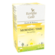 Kericho Gold Health & Wellness Tea I Morning Time I Caffeine Free