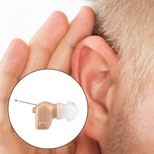 Invisible Nano Hearing Aid