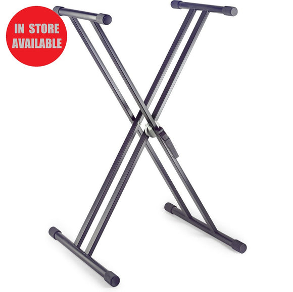 STAGG Double X-Shaped Keyboard Stand