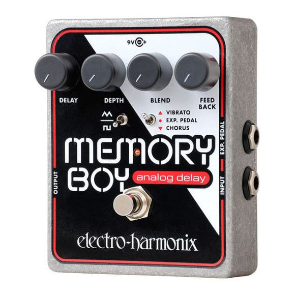 ELECTRO HARMONIX Memory Boy Analog Delay with Chorus & Vibrato