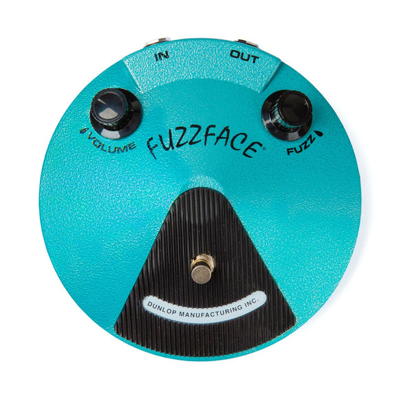 DUNLOP JHF1 Jimi Hendrix Fuzz Face Distortion