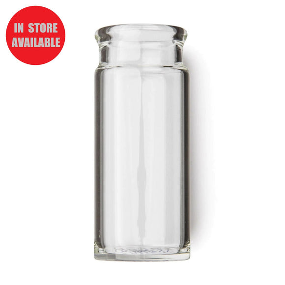 DUNLOP Blues Bottle Regular Wall Large Clear Slide