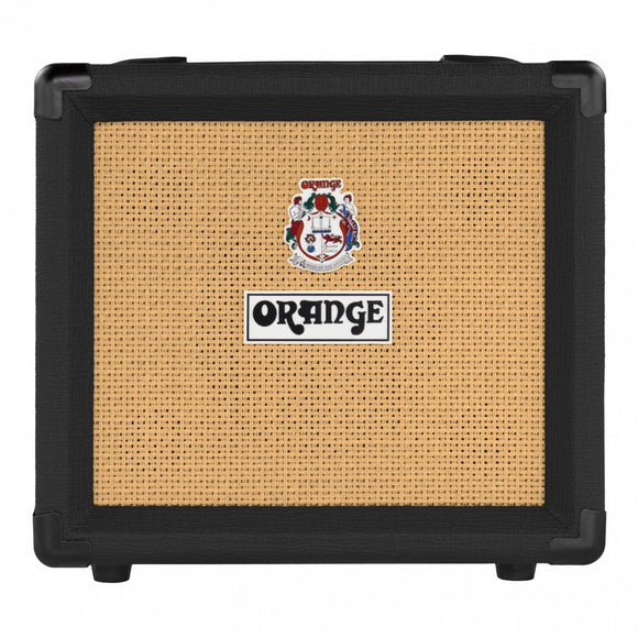 ORANGE Crush12 12W Combo Black