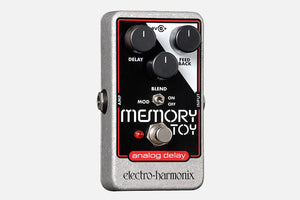 ELECTRO HARMONIX Memory Toy Analog Delay with Modulation