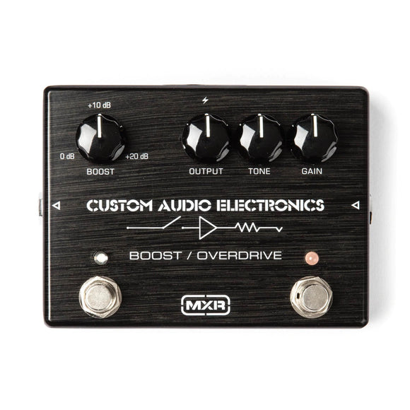 CUSTOM AUDIO ELECTRONICS MC402 Boost/Overdrive