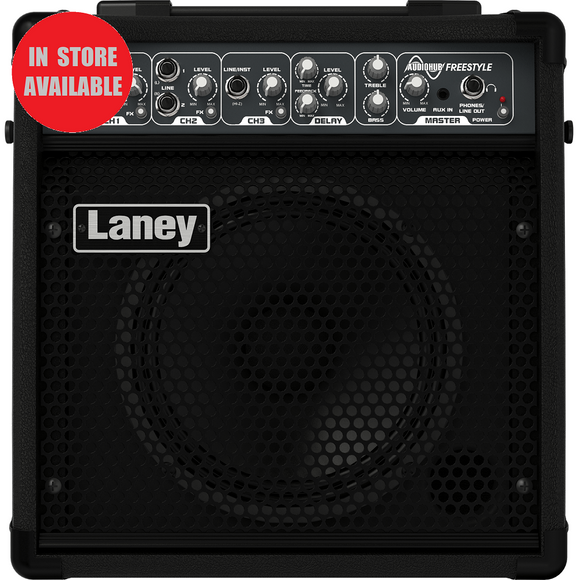 LANEY AH-FREESTYLE Battery Powered Multi Amp