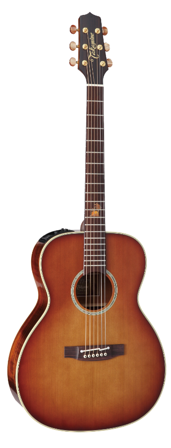 TAKAMINE TF77-PT Acoustic/Electric