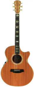 COLE CLARK CCAN3EC-RDBL Redwood/Blackwood Acoustic/Electric