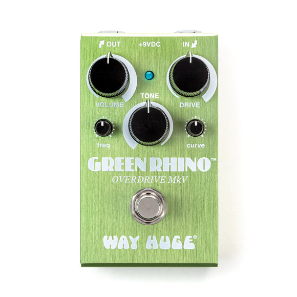 Way Huge WM22 Smalls Green Rhino Overdrive MKV