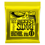 ERNIE BALL Beefy Slinky Nickel Wound Electric Guitar Strings 11-54