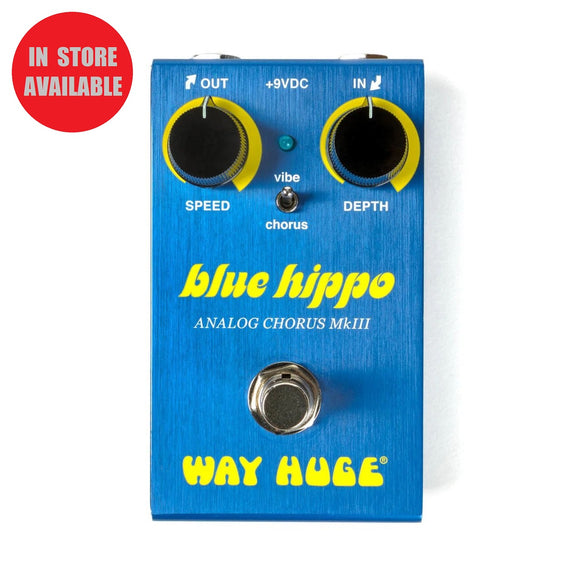 WAY HUGE WM61 Smalls Blue Hippo Analog Chorus
