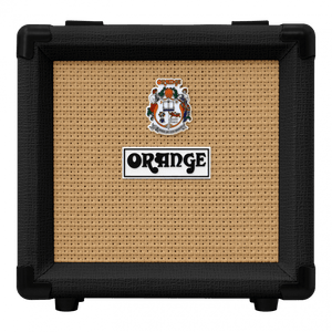 "ORANGE PPC108 20W 1x8"" Speaker Cabinet Black"