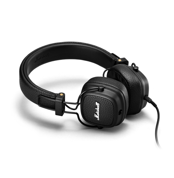 MARSHALL Major On-Ear Headphone Black