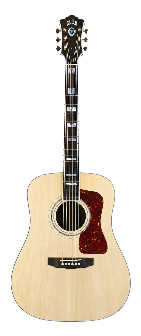 GUILD D-55E NAT Acoustic/Electric
