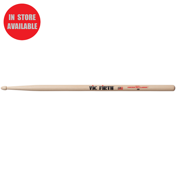 VIC FIRTH American Classic 5B Drumstick