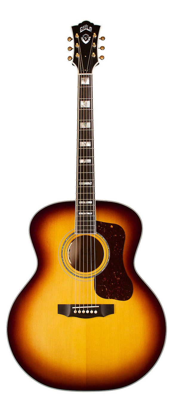 GUILD F-55E Maple ATB Acoustic/Electric