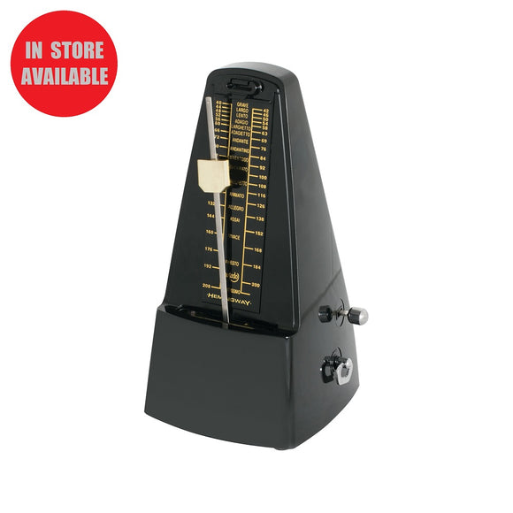 HEMINGWAY WHM01BK Mechanical Metronome Black