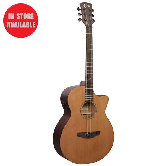 FAITH FKVCD Naked Venus Cedar/Mahogany Acoustic/Electric