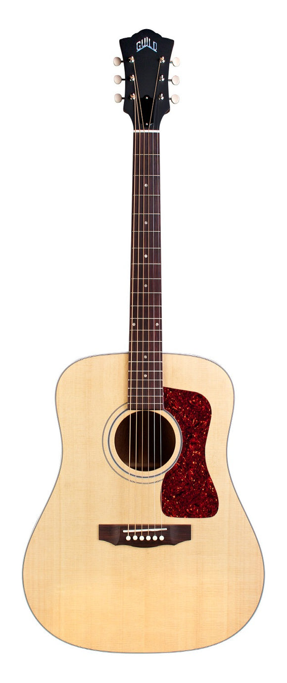 GUILD D-40 NAT Acoustic Guitar
