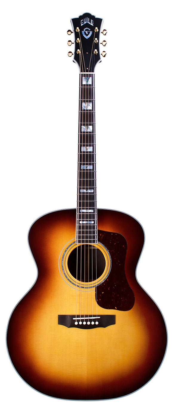 GUILD F-55E ATB Acoustic/Electric