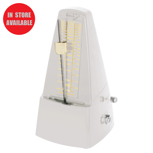 HEMINGWAY WHM01WH Mechanical Metronome White