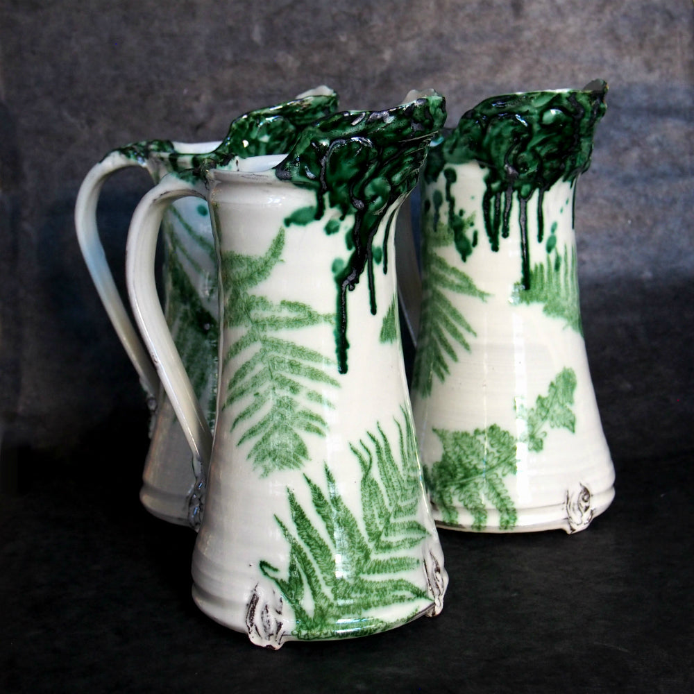 Fern Big Pitcher