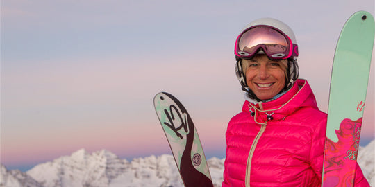 A Skier's Secrets to Staying Young