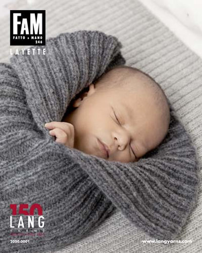 Lang Book 246 - Fatto a Mano - Layette