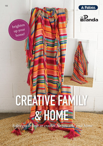 Booklet 106 - Creative Family and Home
