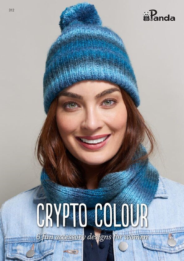 Booklet 312 - Crypto Colour