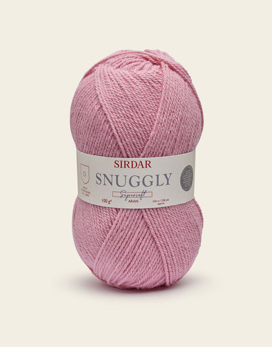 Sirdar Supersoft Aran - 937 Rosey