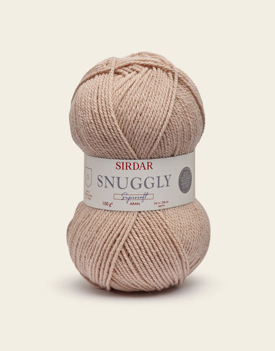 Sirdar Supersoft Aran - 938 Peachy Pink