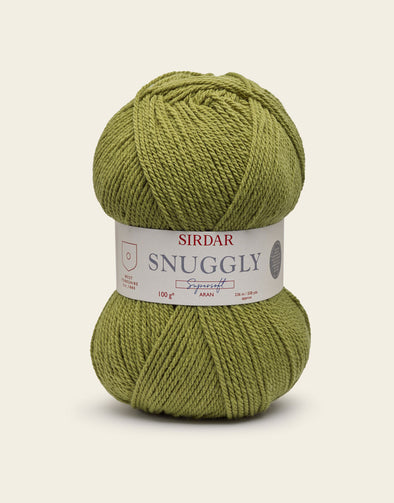 Sirdar Supersoft Aran - 939 Leafy Green