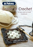 Book 1257 - Patons Learn to Crochet