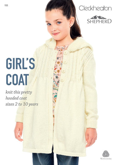 Leaflet 153 - Girls Coat