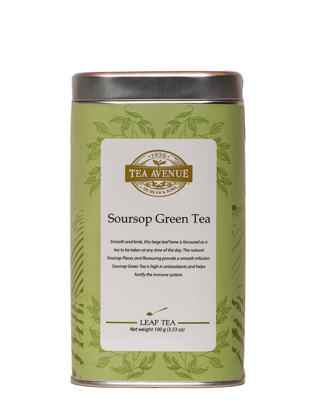 Soursop Green Tea