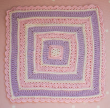 Load image into Gallery viewer, Briar Rose Dolly Blanket
