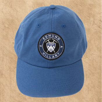 CLASSIC BASEBALL CAP- LARGE BADGE