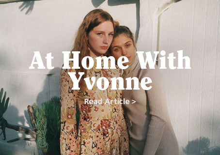 At Home With Yvonne