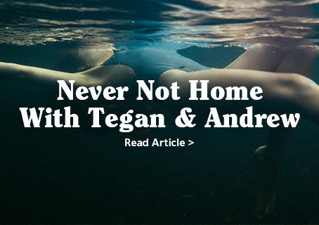 Never Not Home // Tegan & Andrew Road Trip Across East Aus