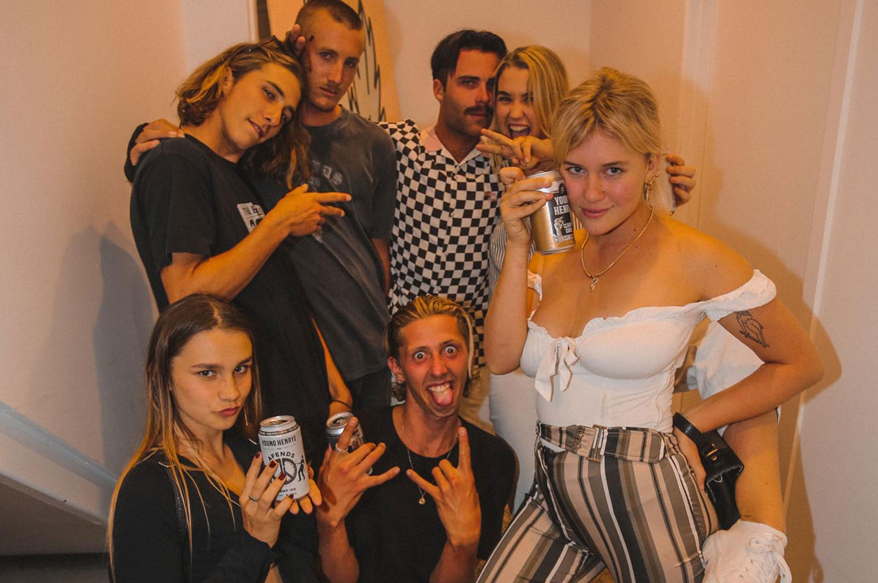 ec44c0ac Afends X Young Henrys Hemp IPA Release Party @ Afends Cafe Byron Bay