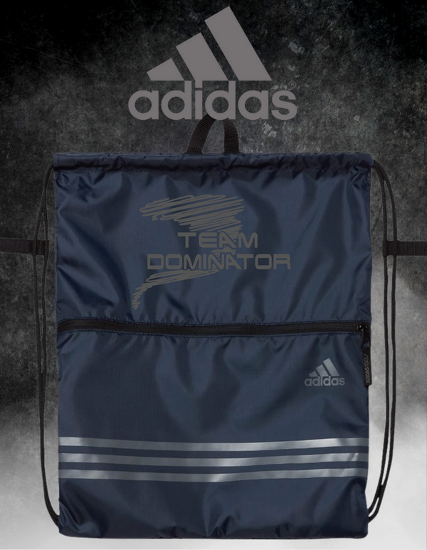 Adidas - Horizontal 3-Stripes Gym Sack