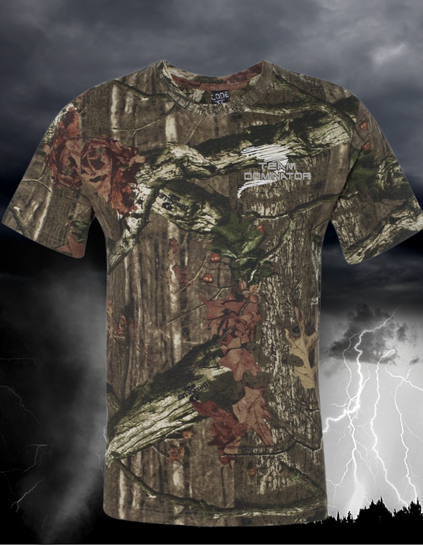 MOSSY OAK®  Camo T-Shirt (UNISEX) - CODE FIVE